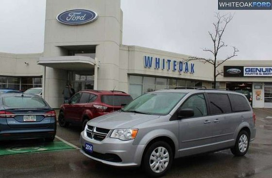 2014 Dodge Grand Caravan for sale in Mississauga, Ontario