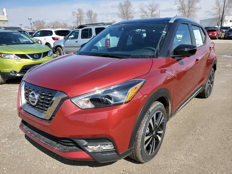 2019 Nissan Kicks for sale in Calgary, Alberta