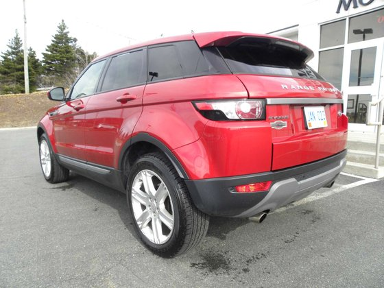 2014 Land Rover Range Rover Evoque for sale in St. John's, Newfoundland and Labrador