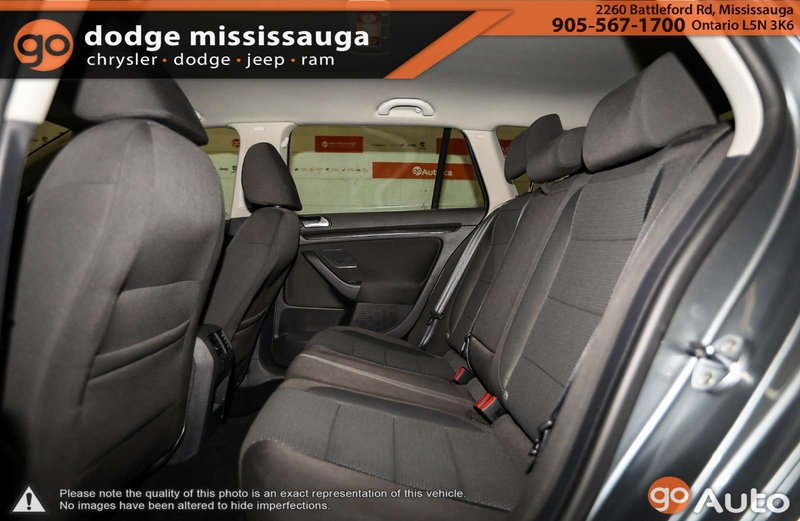 2011 Volkswagen Golf Wagon for sale in Mississauga, Ontario