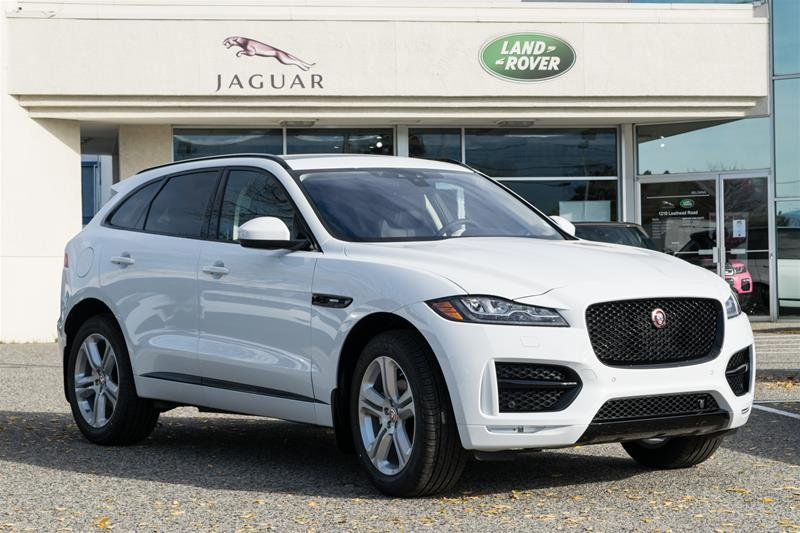 2019 Jaguar F-PACE for sale in Kelowna, British Columbia