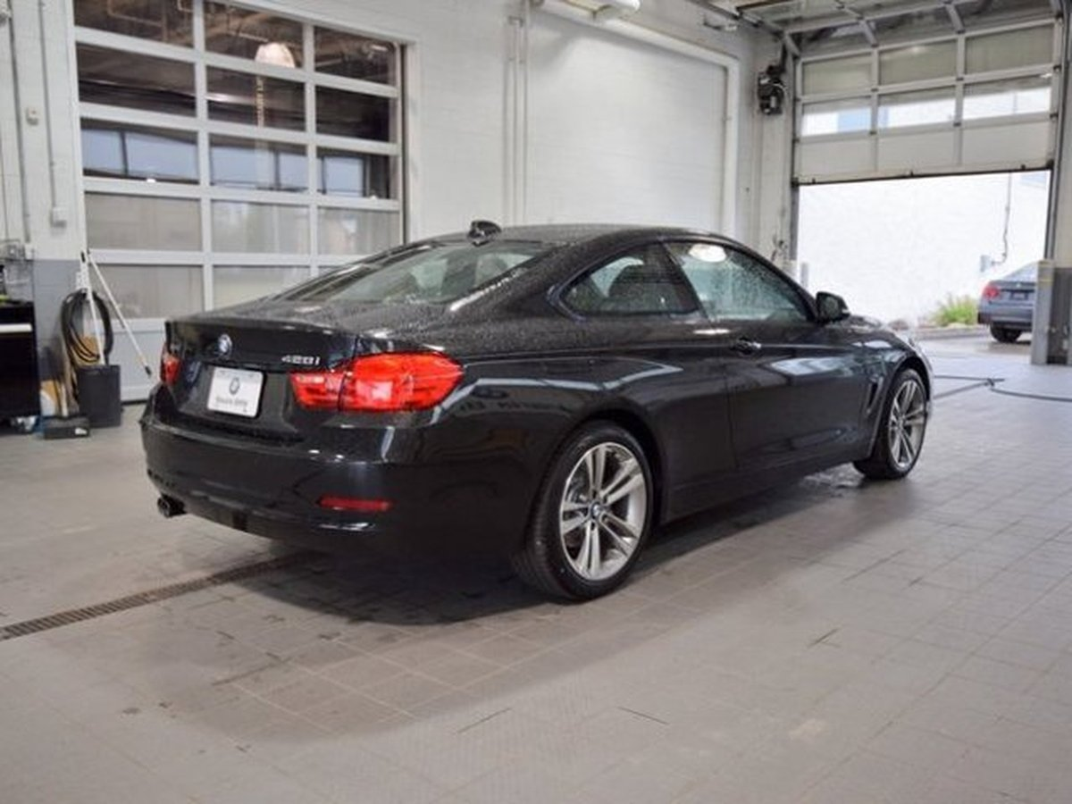 2016 BMW 428 for sale in Edmonton, Alberta