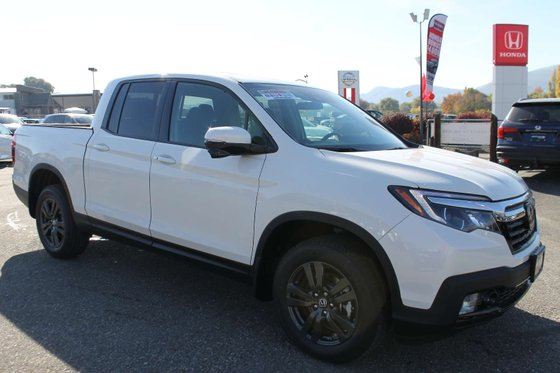 2019 Honda Ridgeline for sale in Vernon, British Columbia