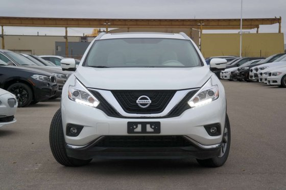 2017 Nissan Murano for sale in Edmonton, Alberta