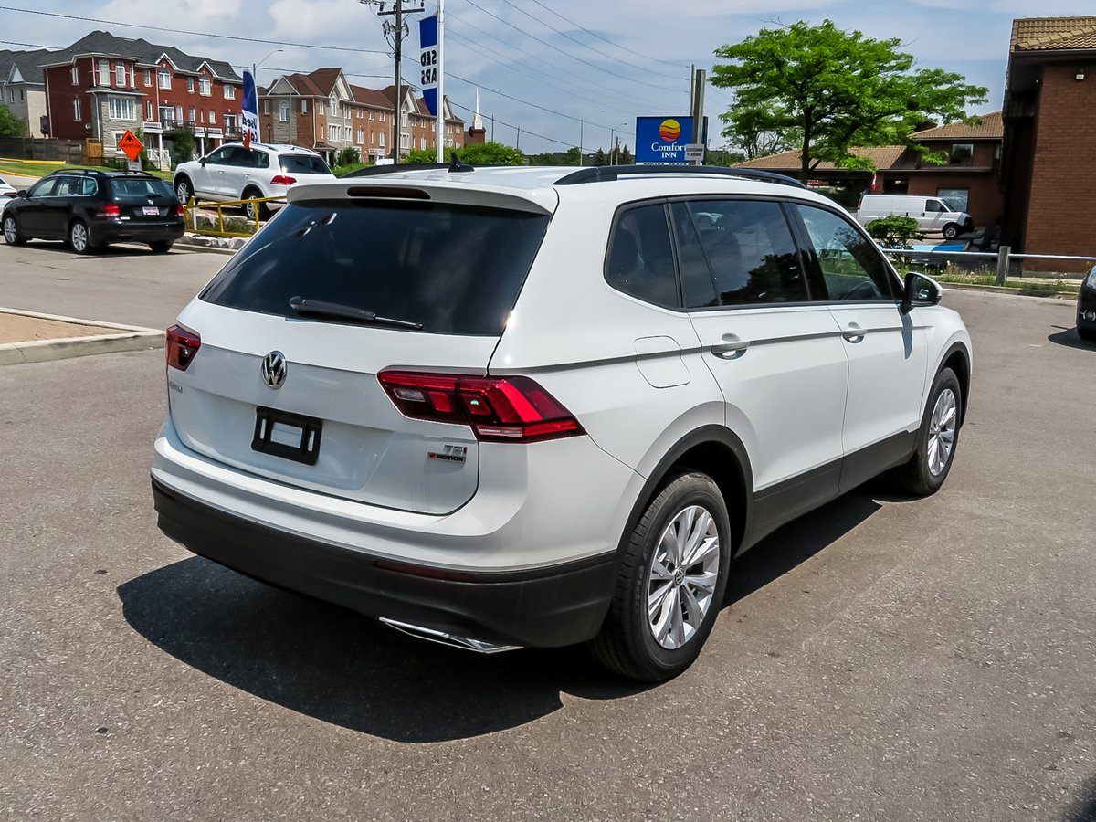 2018 Volkswagen Tiguan for sale in Pickering, Ontario