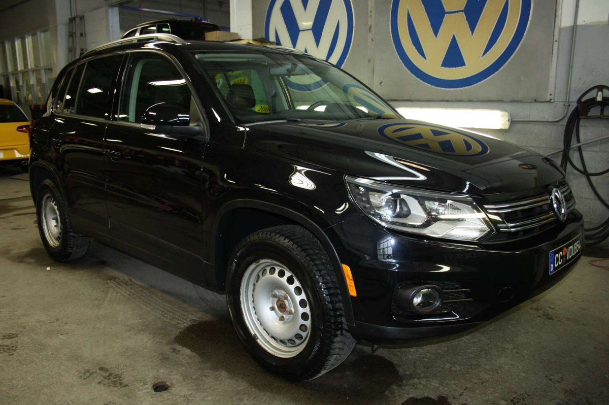 2013 Volkswagen Tiguan for sale in Lasalle, Quebec