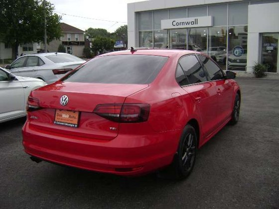 2016 Volkswagen Jetta Sedan for sale in Cornwall, Ontario