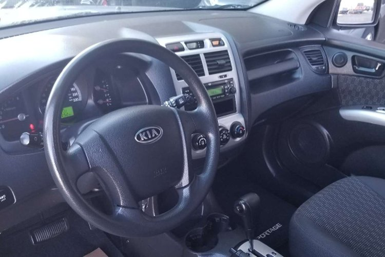 2008 Kia Sportage LX for sale in Edmonton, Alberta