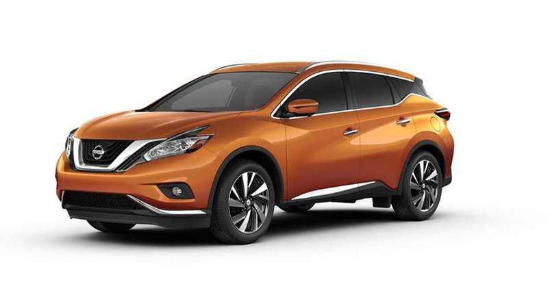 2019 Nissan Murano for sale in Kelowna, British Columbia