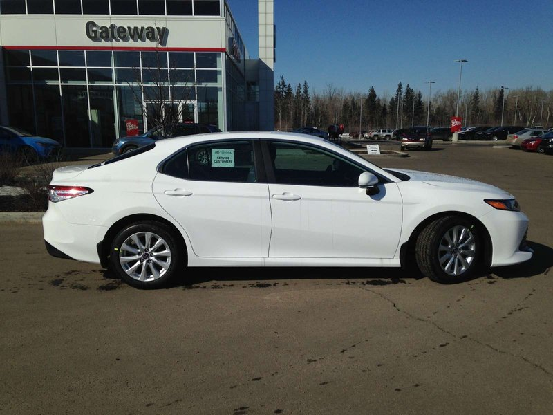 2019 Toyota Camry for sale in Edmonton, Alberta