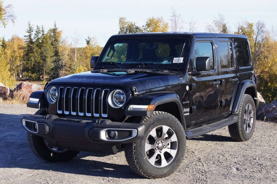 2018 Jeep Wrangler Unlimited for sale in Yellowknife, Northwest Territories