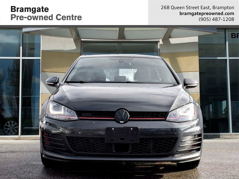 2015 Volkswagen Golf GTI for sale in Brampton, Ontario