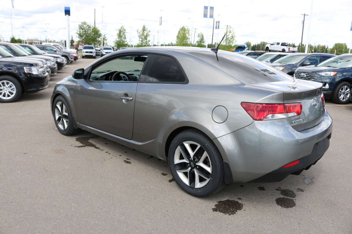 2012 Kia Forte Koup SX Luxury for sale in Edmonton, Alberta