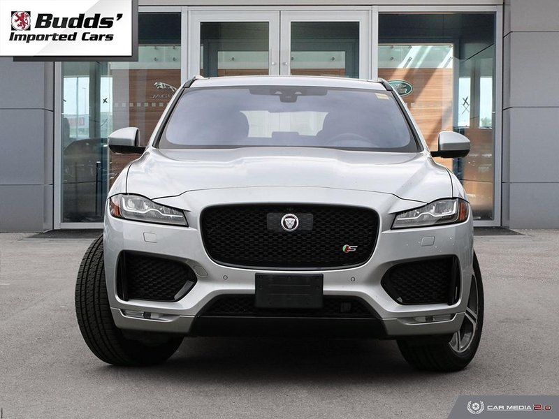 2017 Jaguar F-PACE for sale in Oakville, Ontario
