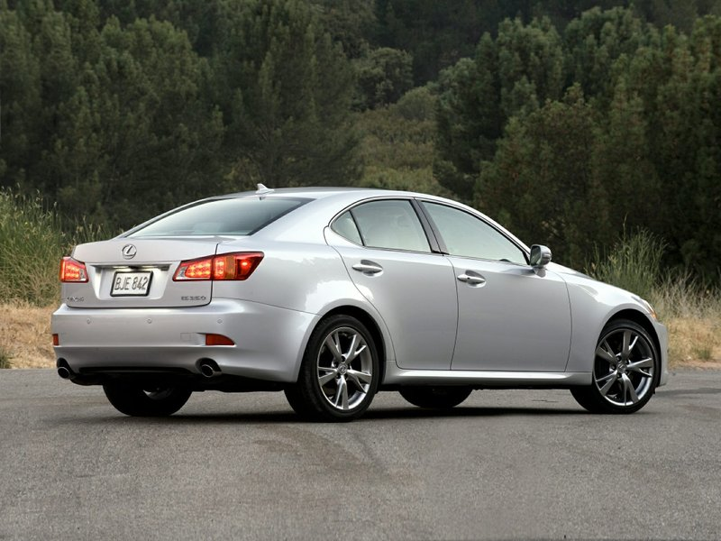 2010 Lexus IS 250 for sale in Vancouver, British Columbia