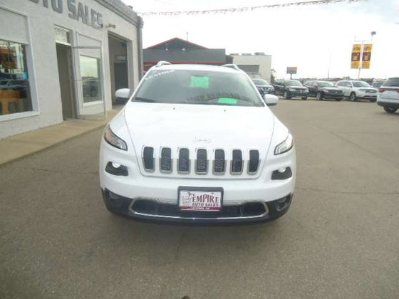 2017 Jeep Cherokee for sale in Lacombe, Alberta