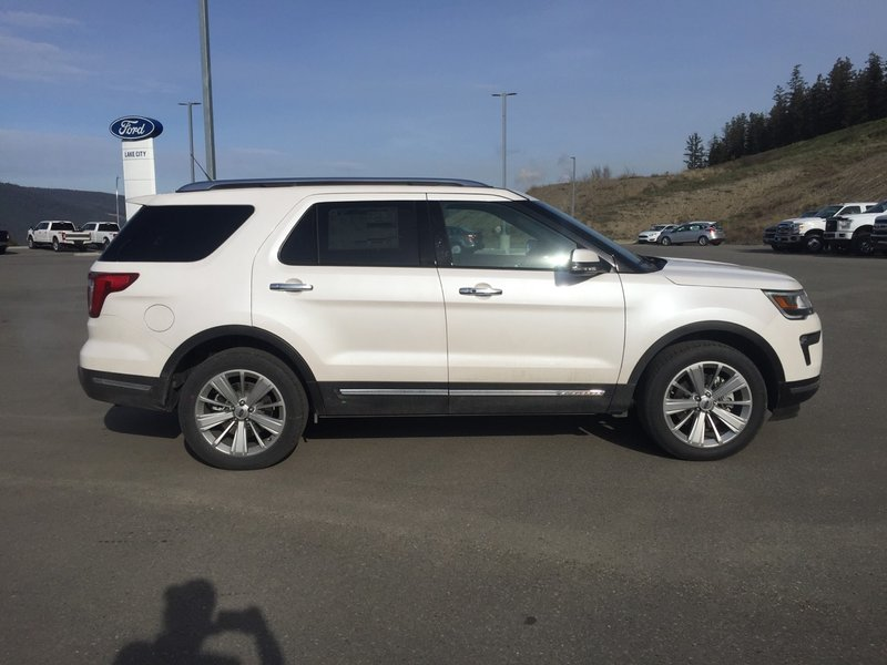 2019 Ford Explorer for sale in Williams Lake, British Columbia