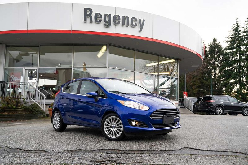 2014 Ford Fiesta for sale in Vancouver, British Columbia