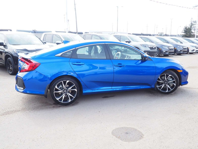 2019 Honda Civic Si Sedan for sale in Edmonton, Alberta