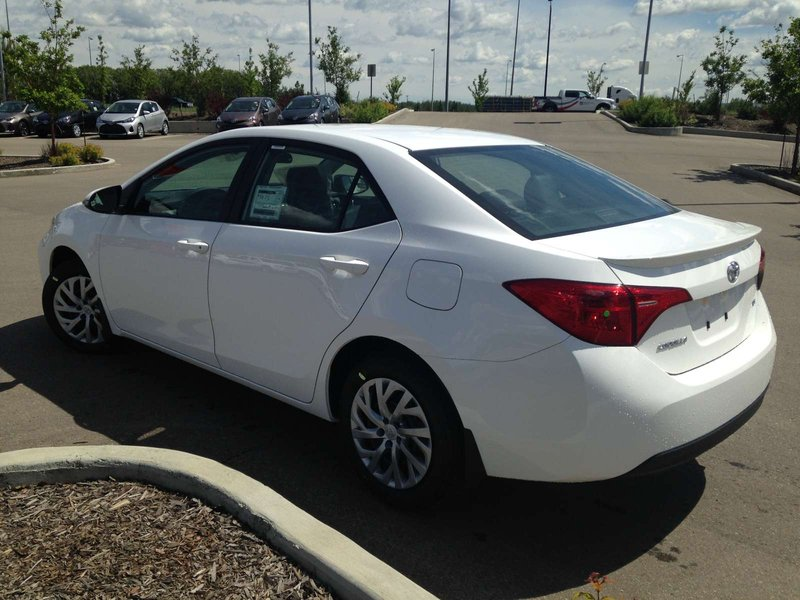 2018 Toyota Corolla for sale in Edmonton, Alberta