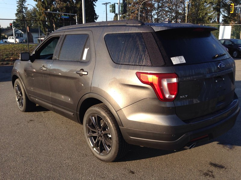 2019 Ford Explorer for sale in Port Coquitlam, British Columbia