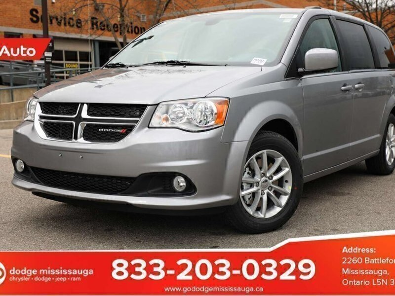 2019 Dodge Grand Caravan for sale in Mississauga, Ontario