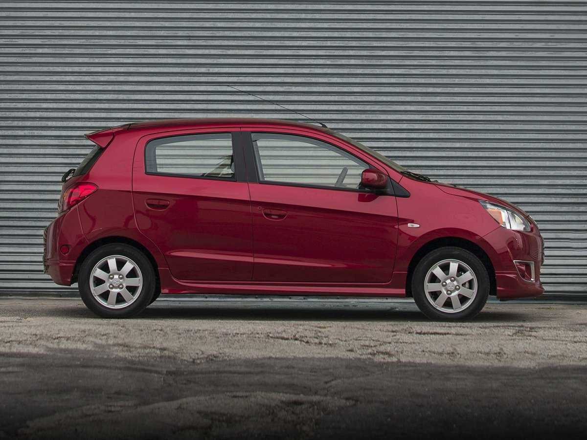 2014 Mitsubishi Mirage for sale in Red Deer, Alberta
