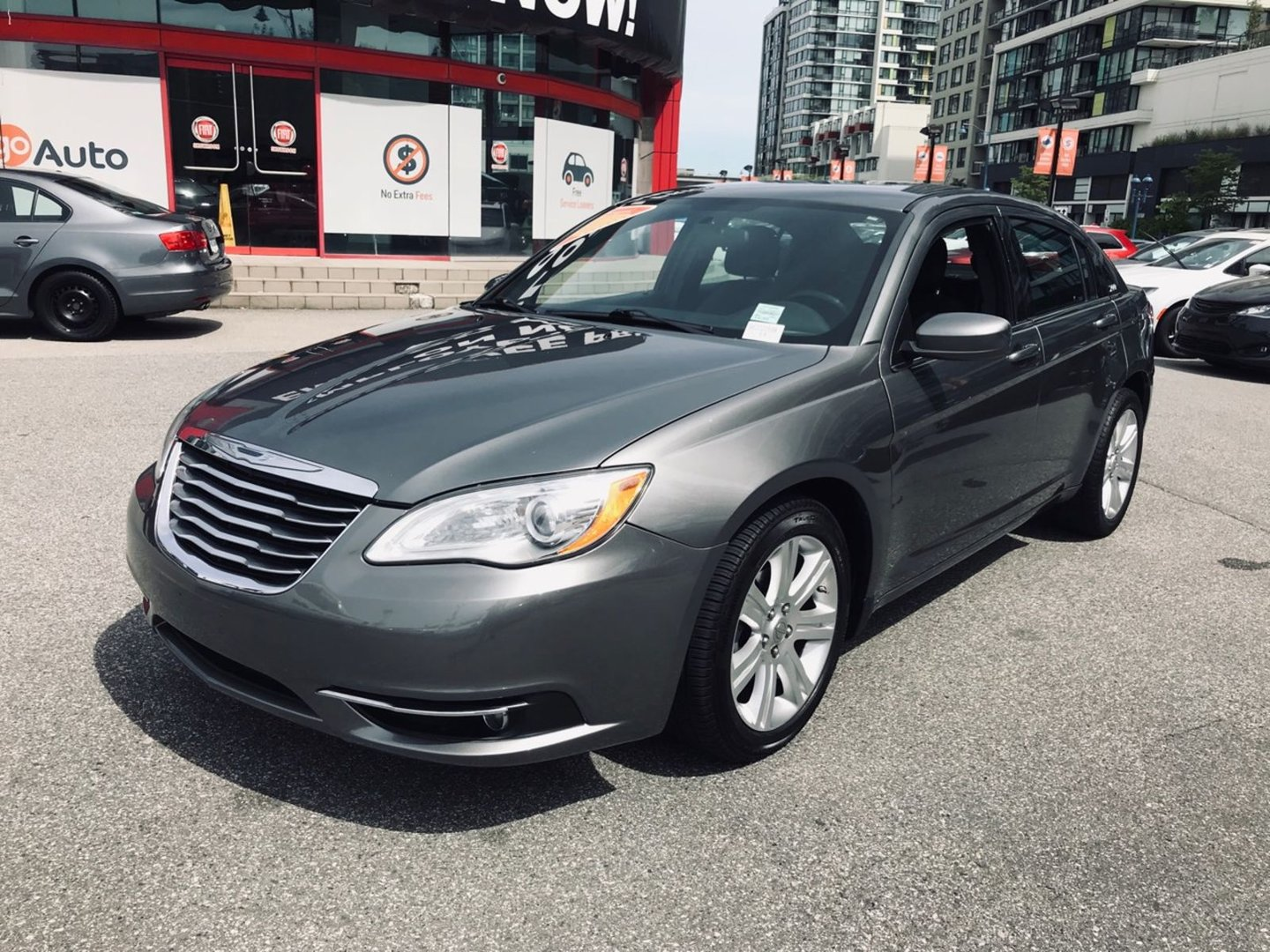 2013 Chrysler 200 Touring for sale in Richmond, British Columbia