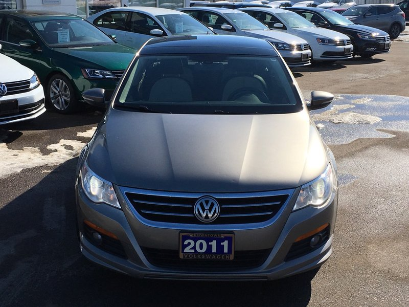 2011 Volkswagen CC for sale in Thunder Bay, Ontario