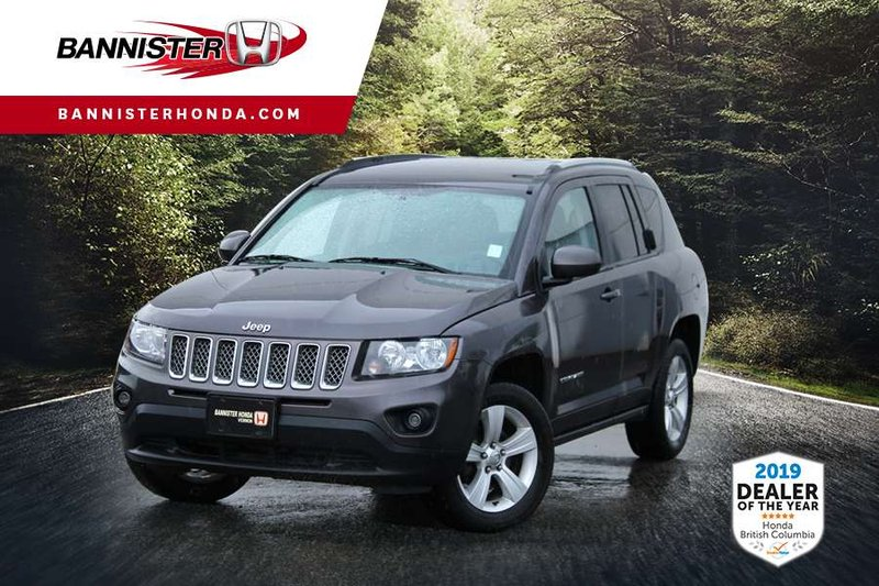 2016 Jeep Compass for sale in Vernon, British Columbia