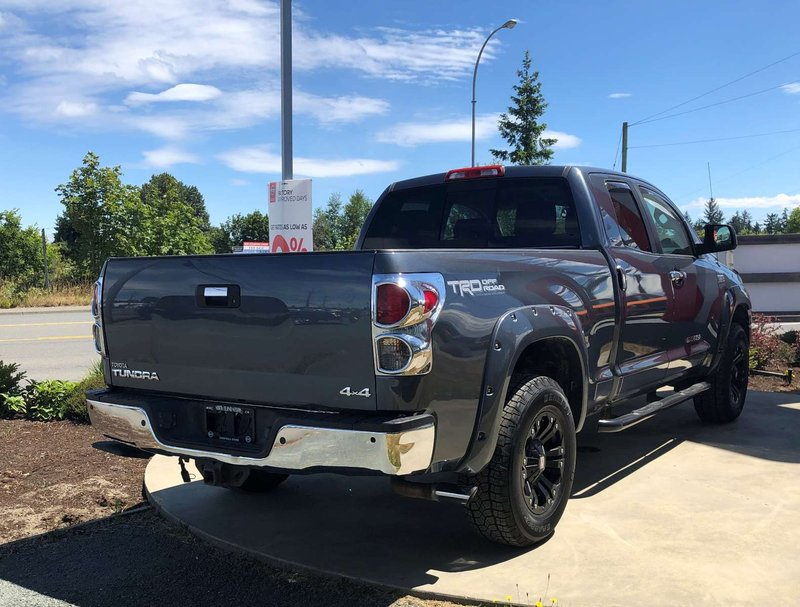 2009 Toyota Tundra for sale in Campbell River, British Columbia