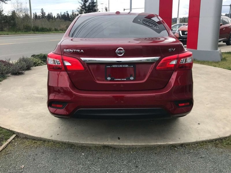 2019 Nissan Sentra for sale in Campbell River, British Columbia