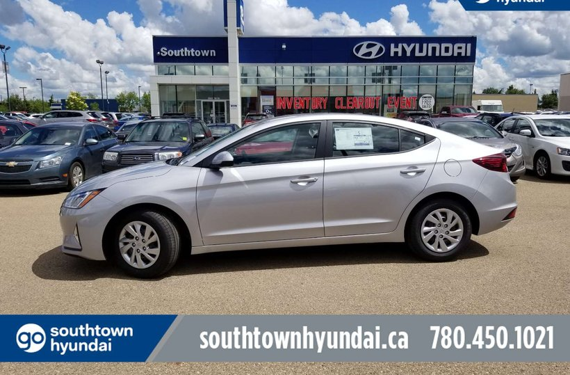 Silver 2020 Hyundai Elantra Essential for sale in Edmonton, Alberta
