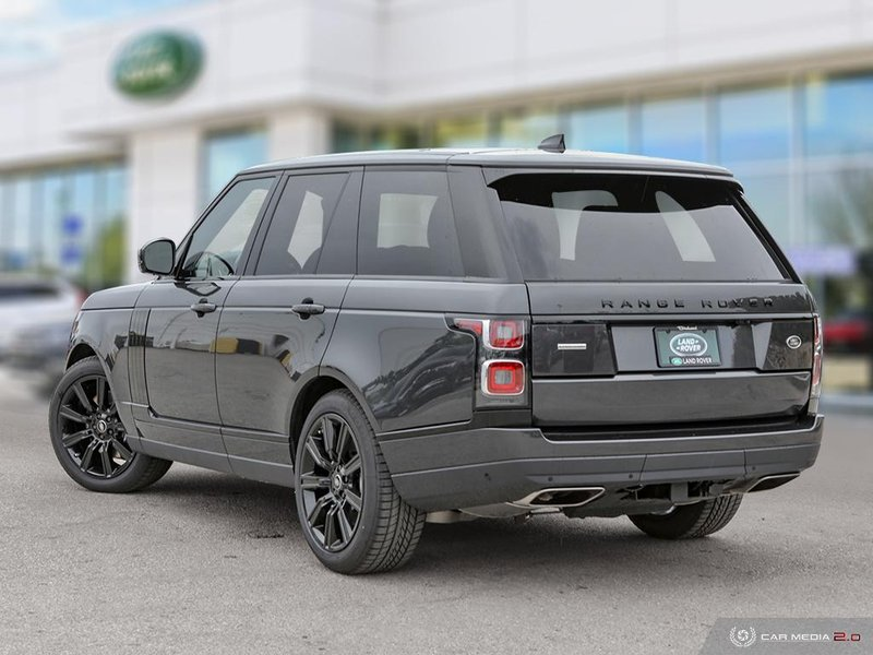 2019 Land Rover Range Rover for sale in Winnipeg, Manitoba