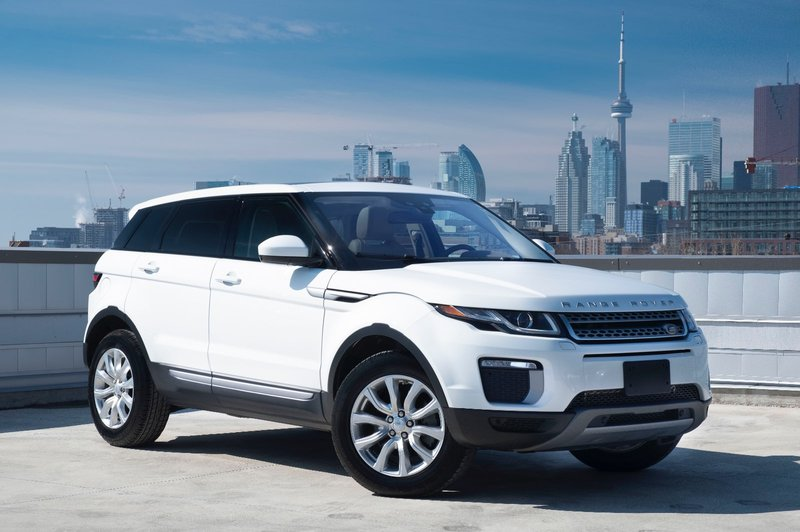 2017 Land Rover Range Rover Evoque for sale in Toronto, Ontario