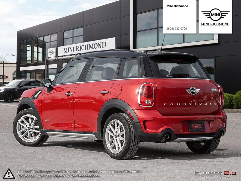 2015 MINI Cooper Countryman for sale in Richmond, British Columbia