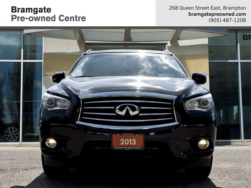 2013 Infiniti JX35 for sale in Brampton, Ontario