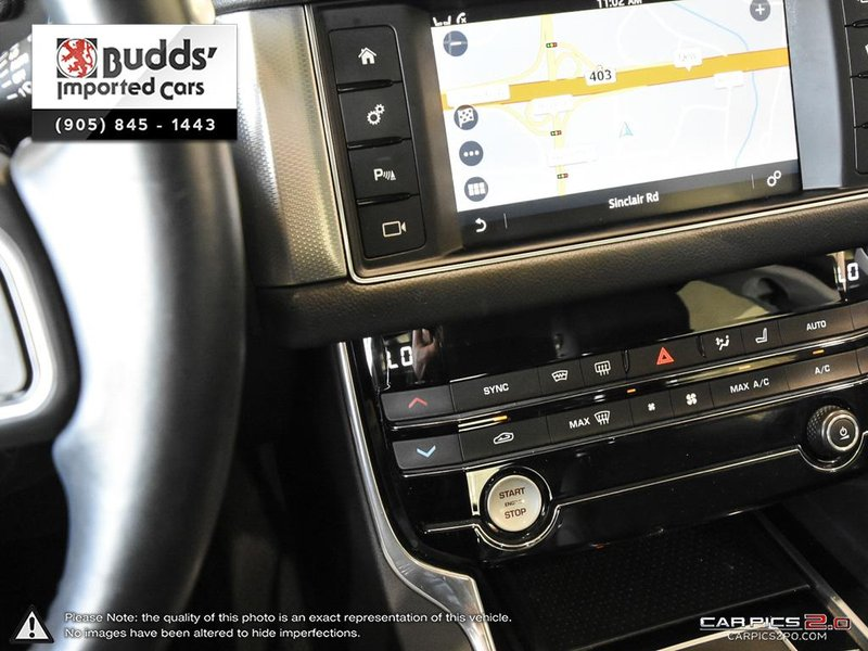 2016 Jaguar XF for sale in Oakville, Ontario