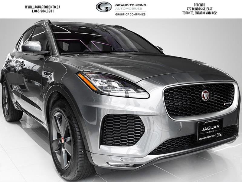 2018 Jaguar E-PACE for sale in Toronto, Ontario