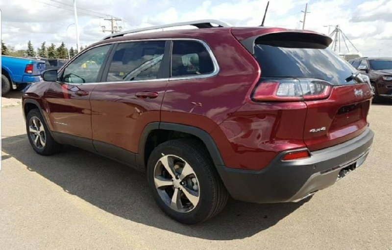 2019 Jeep Cherokee for sale in Fort Saskatchewan, Alberta