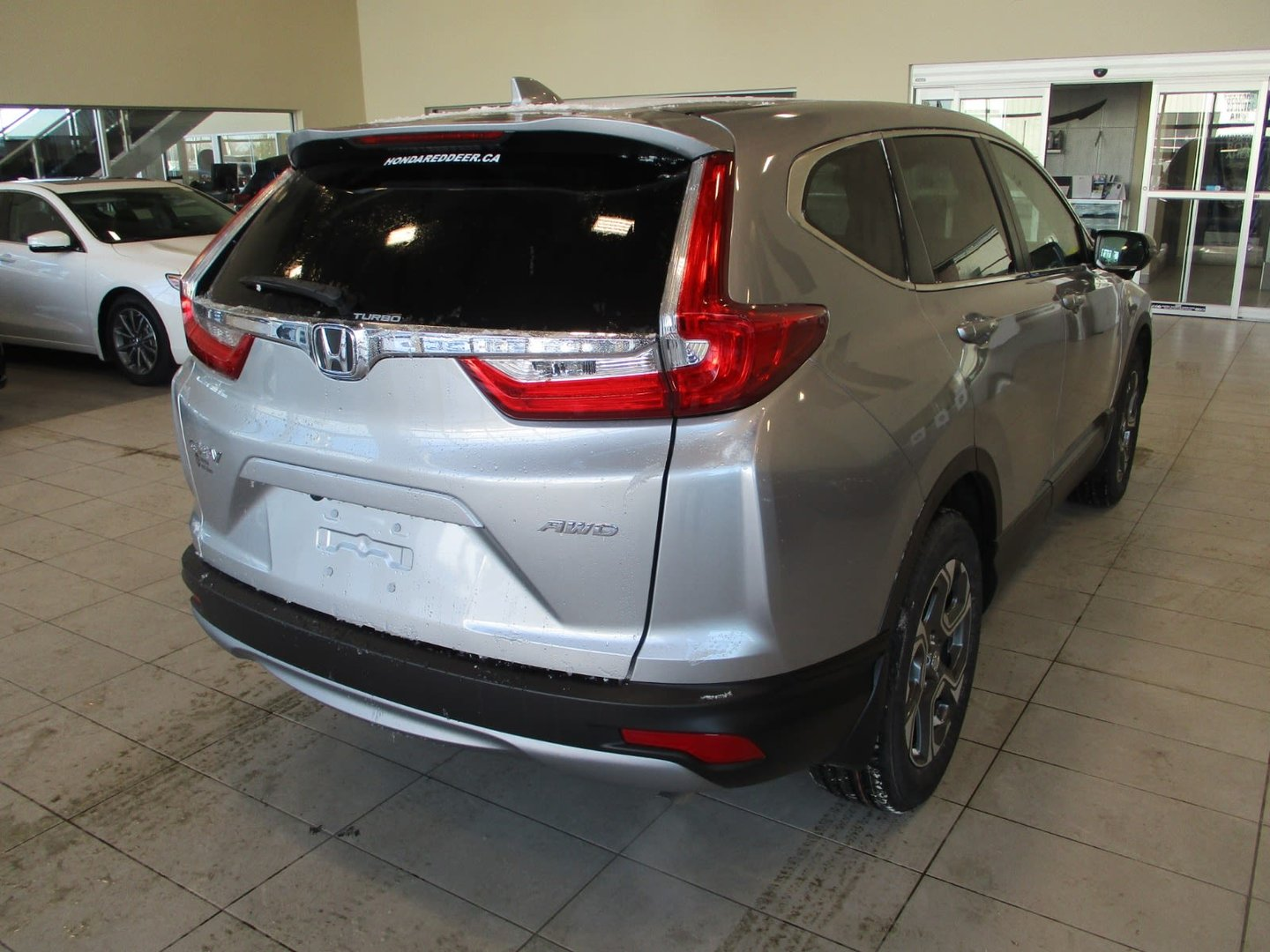 2019 Honda CR-V EX-L for sale in Red Deer, Alberta