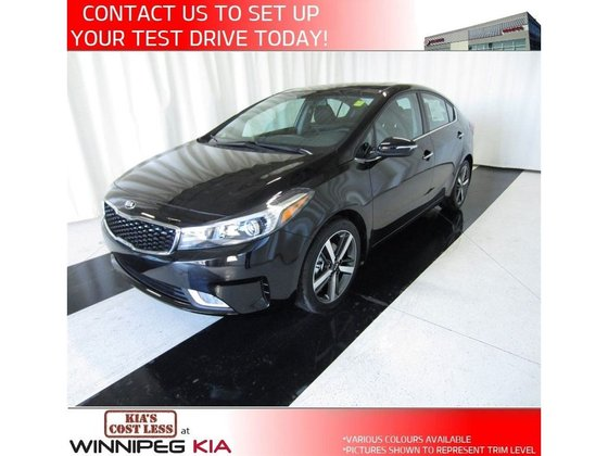 2018 Kia Forte for sale in Winnipeg, Manitoba