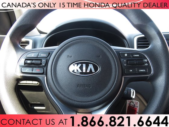 2017 Kia Sportage for sale in Hamilton, Ontario