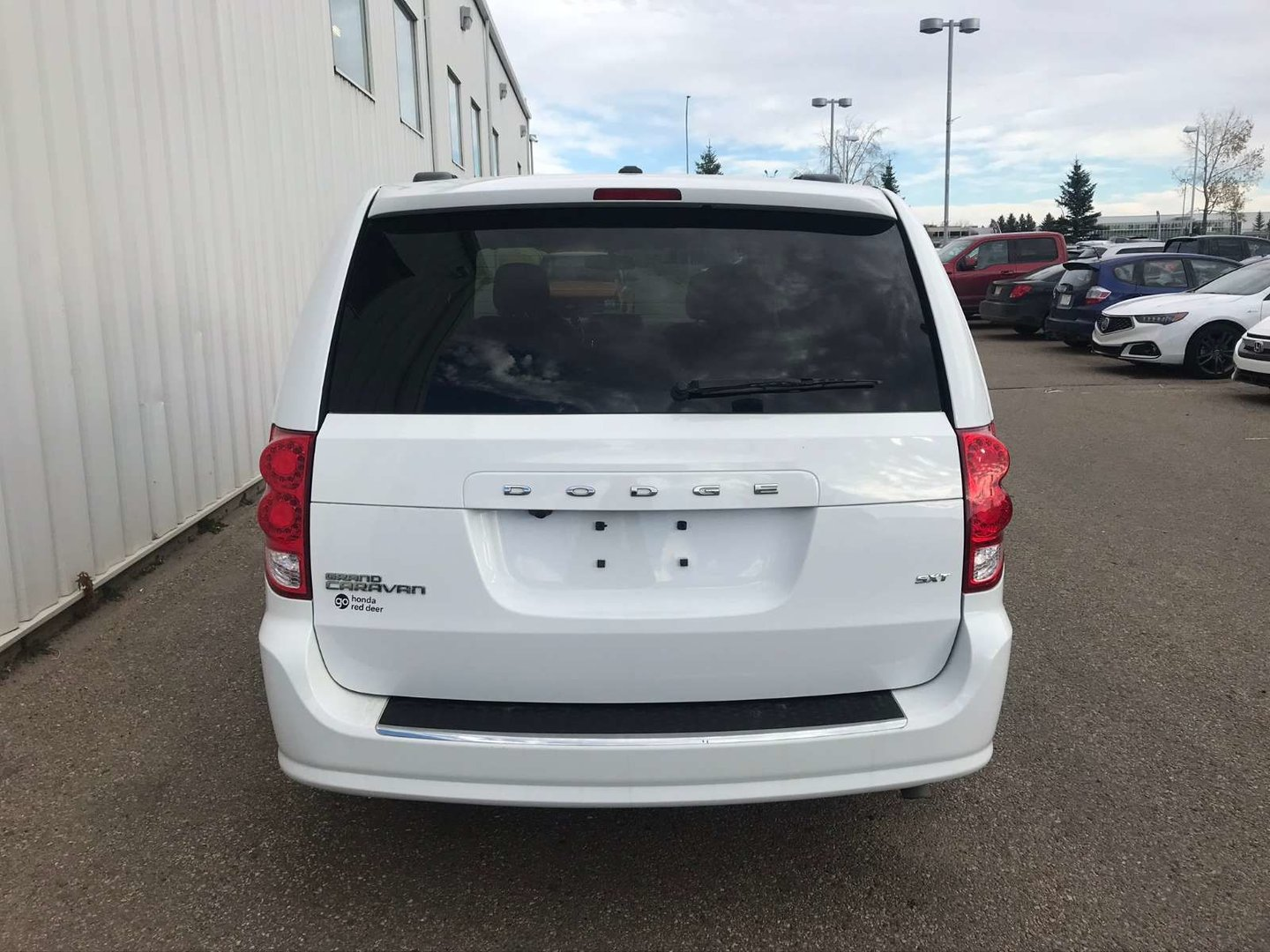 2014 Dodge Grand Caravan SXT for sale in Red Deer, Alberta