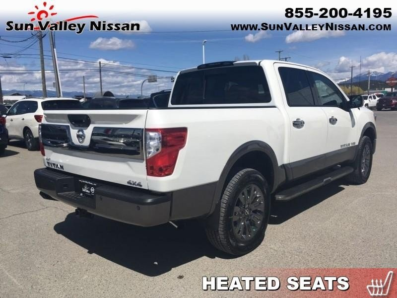 2019 Nissan Titan for sale in Cranbrook, British Columbia