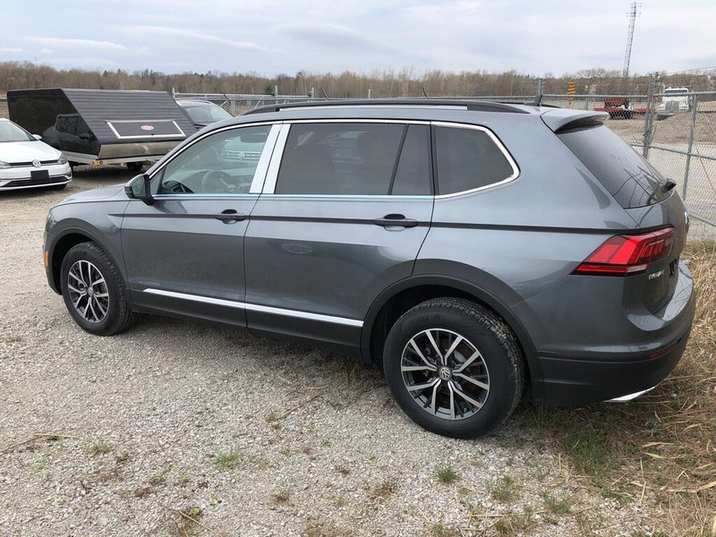 2019 Volkswagen Tiguan for sale in Orillia, Ontario