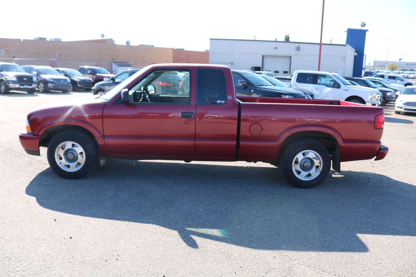 2001 GMC Sonoma SL for sale in Edmonton, Alberta
