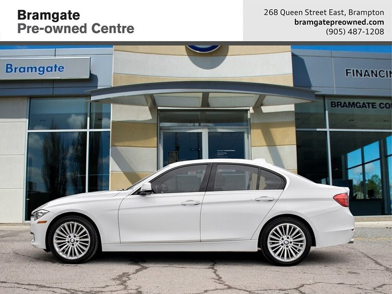 2015 BMW 3 Series for sale in Brampton, Ontario