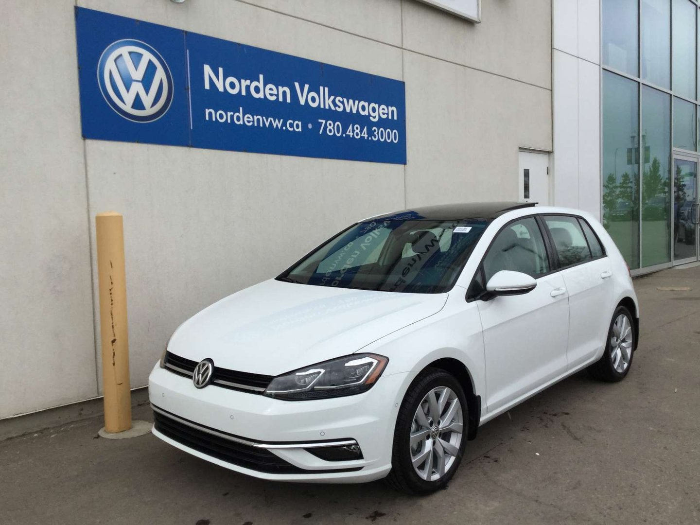 2019 Volkswagen Golf Execline for sale in Edmonton, Alberta