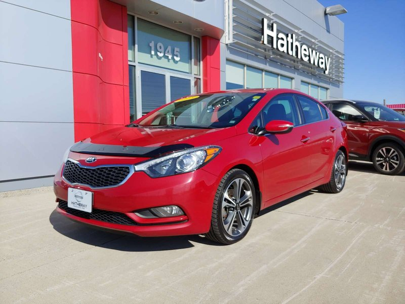 2015 Kia Forte for sale in Bathurst, New Brunswick